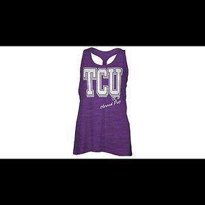 NCAA TCU Tank Top